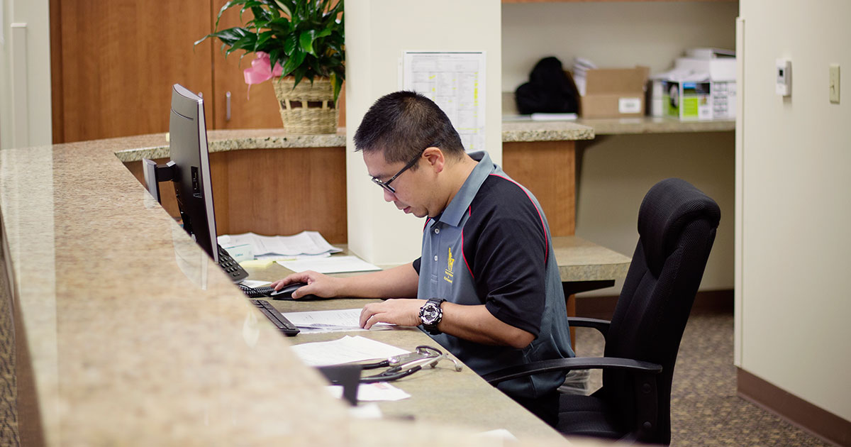 Dr. Baoluan Nguyen opening clinic